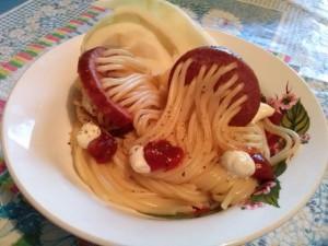 Спагетти, детские блюда, готовим сами